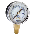 Chrome Steel Gauges