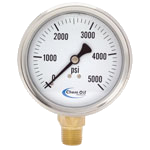 Liquid Fillable Gauges
