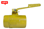 TRD Freeze Resistant Threaded End Ball Valves